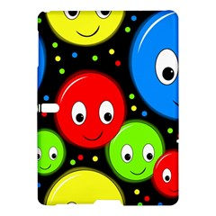 Smiley faces pattern Samsung Galaxy Tab S (10.5 ) Hardshell Case