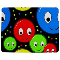 Smiley faces pattern Jigsaw Puzzle Photo Stand (Rectangular)