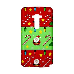 Christmas pattern - green and red LG G Flex