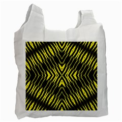 Yyyyyyyyy Recycle Bag (two Side)