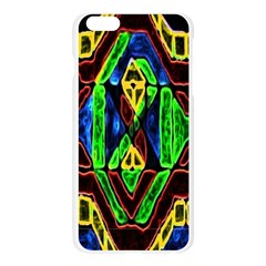 Kyukyu Apple Seamless iPhone 6 Plus/6S Plus Case (Transparent)
