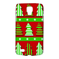 Christmas trees pattern Galaxy S4 Active
