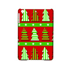 Christmas trees pattern iPad Mini 2 Hardshell Cases