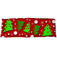 Twisted Christmas trees Body Pillow Case Dakimakura (Two Sides)