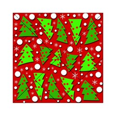 Twisted Christmas trees Acrylic Tangram Puzzle (6  x 6 )