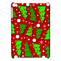 Twisted Christmas trees Apple iPad Mini Hardshell Case
