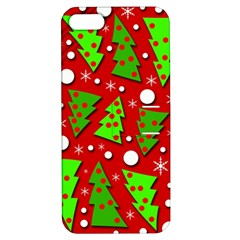 Twisted Christmas trees Apple iPhone 5 Hardshell Case with Stand