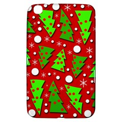 Twisted Christmas trees Samsung Galaxy Tab 3 (8 ) T3100 Hardshell Case
