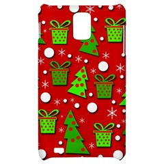 Christmas trees and gifts pattern Samsung Infuse 4G Hardshell Case