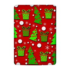 Christmas trees and gifts pattern Kindle 4