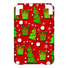 Christmas trees and gifts pattern Kindle 3 Keyboard 3G