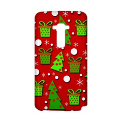 Christmas trees and gifts pattern LG G Flex