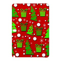 Christmas trees and gifts pattern Samsung Galaxy Tab Pro 10.1 Hardshell Case