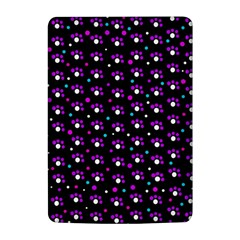 Purple dots pattern Kindle 4