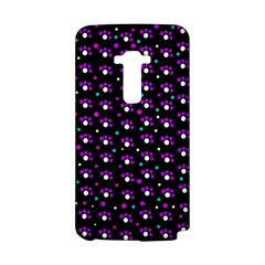 Purple dots pattern LG G Flex