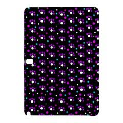 Purple dots pattern Samsung Galaxy Tab Pro 12.2 Hardshell Case