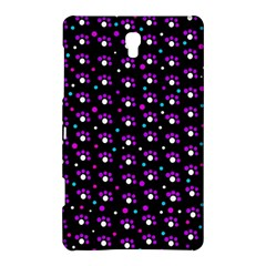 Purple dots pattern Samsung Galaxy Tab S (8.4 ) Hardshell Case