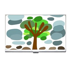 Tree Business Card Holders