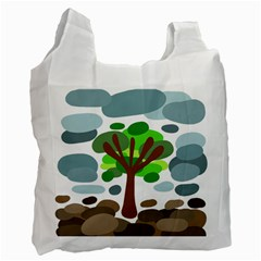 Tree Recycle Bag (two Side)