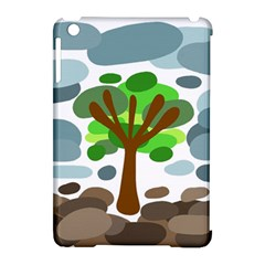 Tree Apple iPad Mini Hardshell Case (Compatible with Smart Cover)