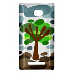 Tree HTC 8X
