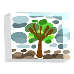 Tree 5 x 7  Acrylic Photo Blocks