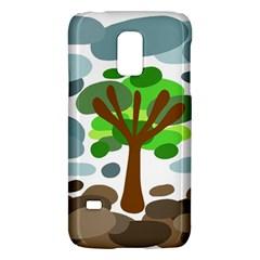 Tree Galaxy S5 Mini