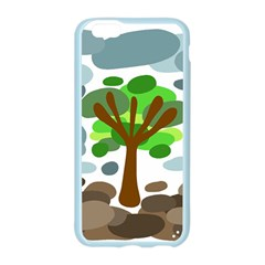 Tree Apple Seamless iPhone 6/6S Case (Color)