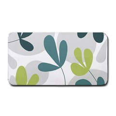 Elegant floral design Medium Bar Mats
