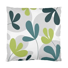 Elegant floral design Standard Cushion Case (Two Sides)