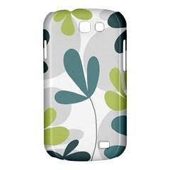 Elegant floral design Samsung Galaxy Express I8730 Hardshell Case