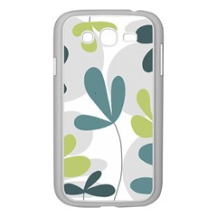 Elegant floral design Samsung Galaxy Grand DUOS I9082 Case (White)