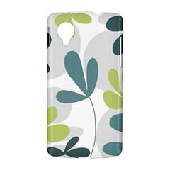 Elegant floral design LG Nexus 5