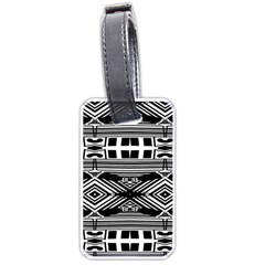 Si Ber Linx Luggage Tags (two Sides)