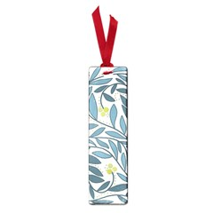 Blue floral design Small Book Marks