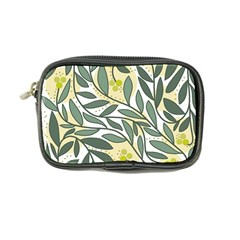 Green floral pattern Coin Purse