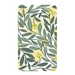 Green floral pattern Memory Card Reader