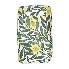 Green floral pattern Bold 9700