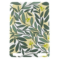 Green floral pattern Kindle Touch 3G