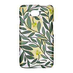 Green floral pattern LG Optimus L70