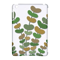 Green decorative plant Apple iPad Mini Hardshell Case (Compatible with Smart Cover)