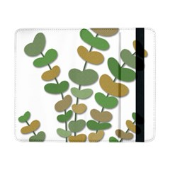 Green decorative plant Samsung Galaxy Tab Pro 8.4  Flip Case