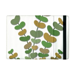 Green decorative plant iPad Mini 2 Flip Cases