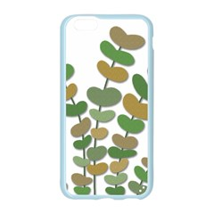 Green decorative plant Apple Seamless iPhone 6/6S Case (Color)