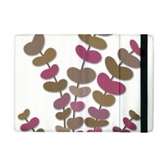 Magenta decorative plant Apple iPad Mini Flip Case