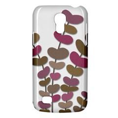Magenta decorative plant Galaxy S4 Mini