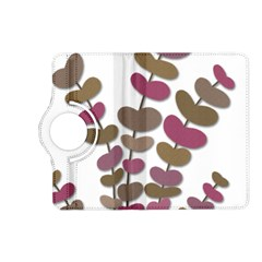Magenta decorative plant Kindle Fire HD (2013) Flip 360 Case