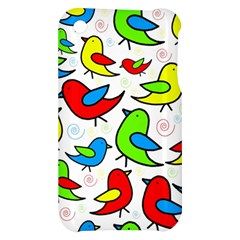 Colorful cute birds pattern Apple iPhone 3G/3GS Hardshell Case