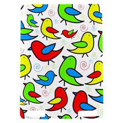 Colorful cute birds pattern Kindle Touch 3G