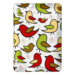 Decorative birds pattern Kindle Fire HDX Hardshell Case